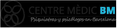 Logo del Centre Mèdic BM